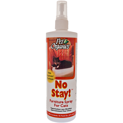 No Stay Furniture Spray Cat 16 OZ