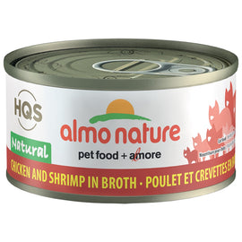 Almo Complete Natural Chicken and Shrimp Broth 2.47oz