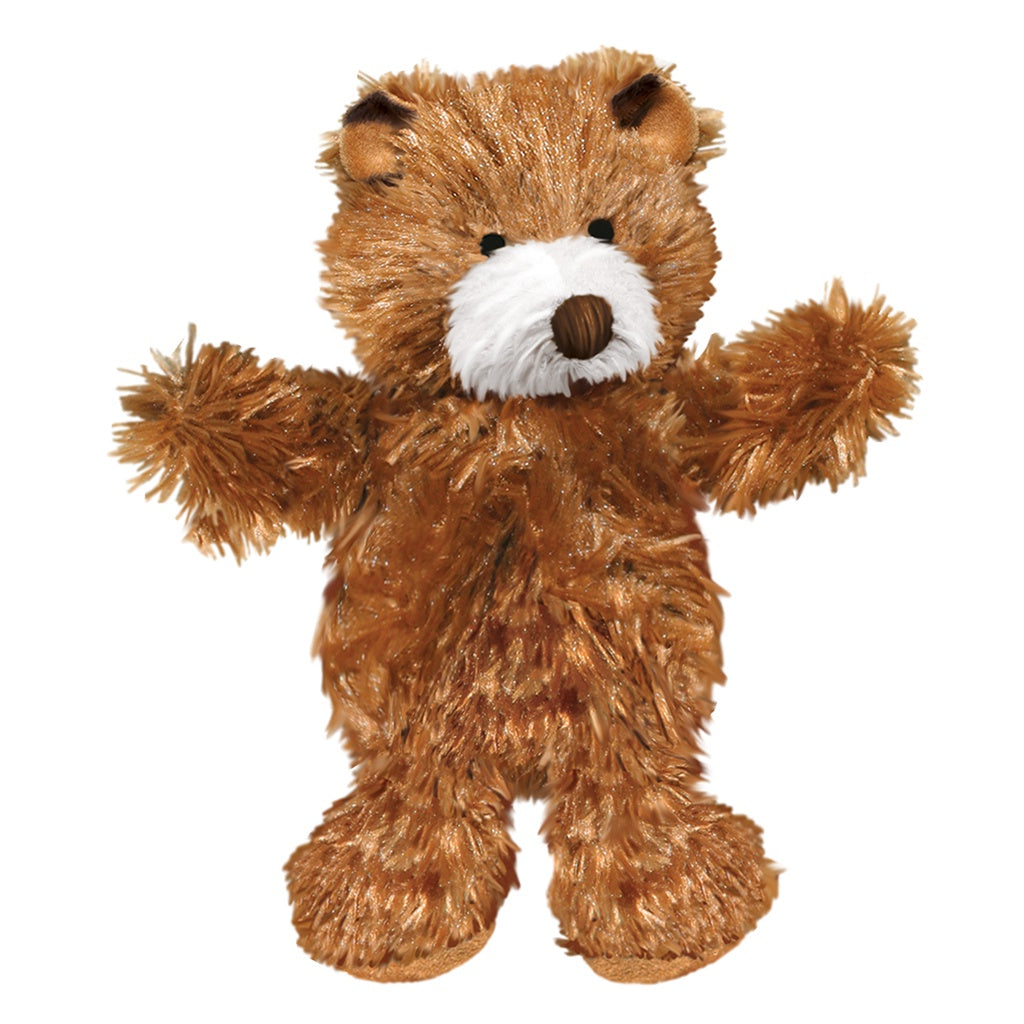Teddy Bear XSmall | Replaceable Squeaker