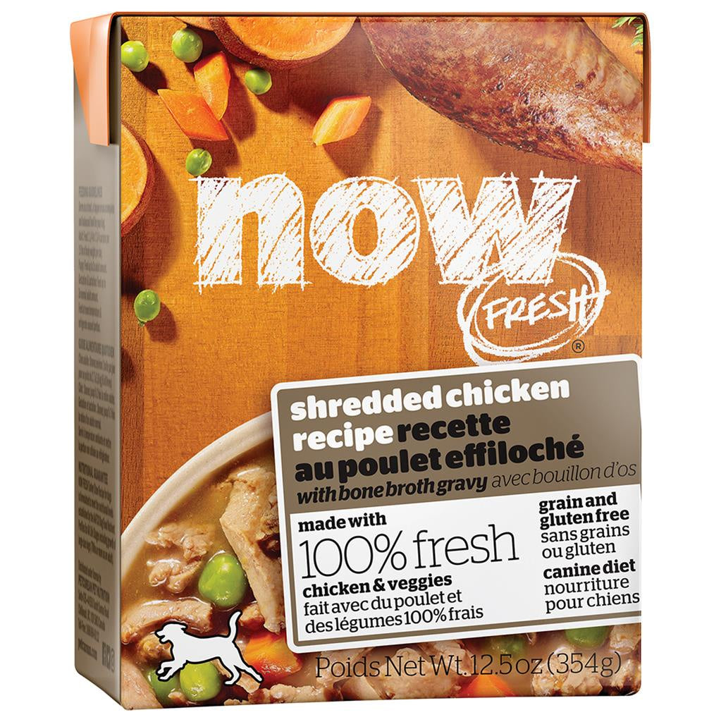 NOW Chicken with Bone Broth Gravy 12.5OZ