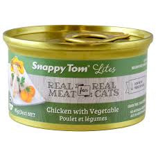 Snappy Tom Chicken with Vegetables 3oz
