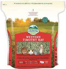 Western Timothy Hay 90oz Bag
