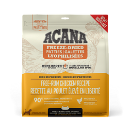 Acana Freeze Dried Food Patties Chicken 397g