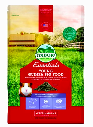 Essentials Young Guinea Pig Food 5lb Bag