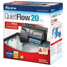 Quietflow Power Filter - 20