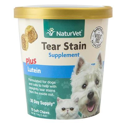 Soft Chew Tear Stain with Lutein 70CT