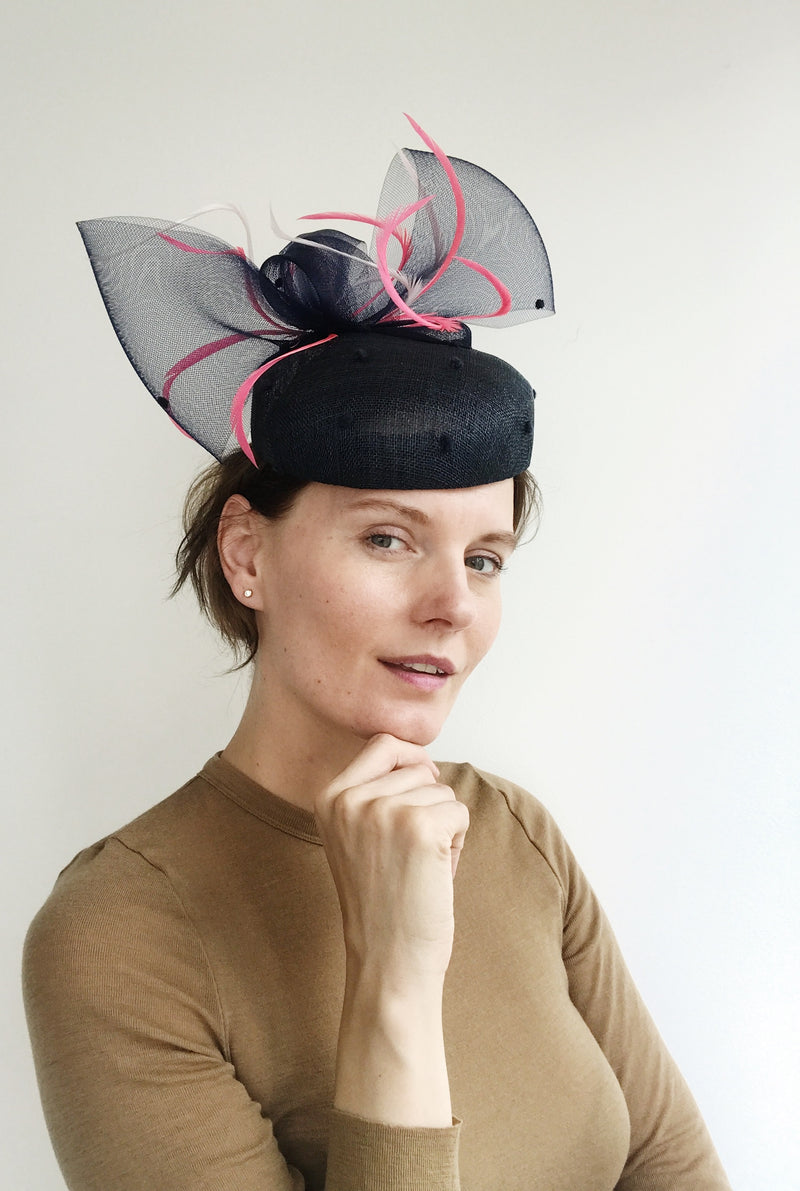 Apanie fascinator hat