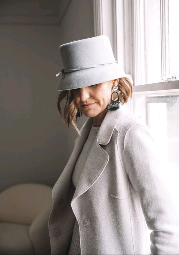 Grey cloche LORA