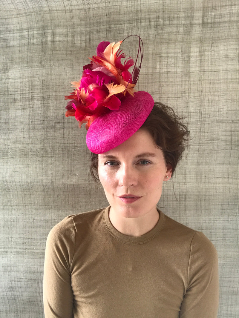 Feather hat Piper