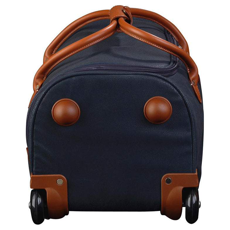 "20"" Corner Wheel Trolley Bag, by JUMP"