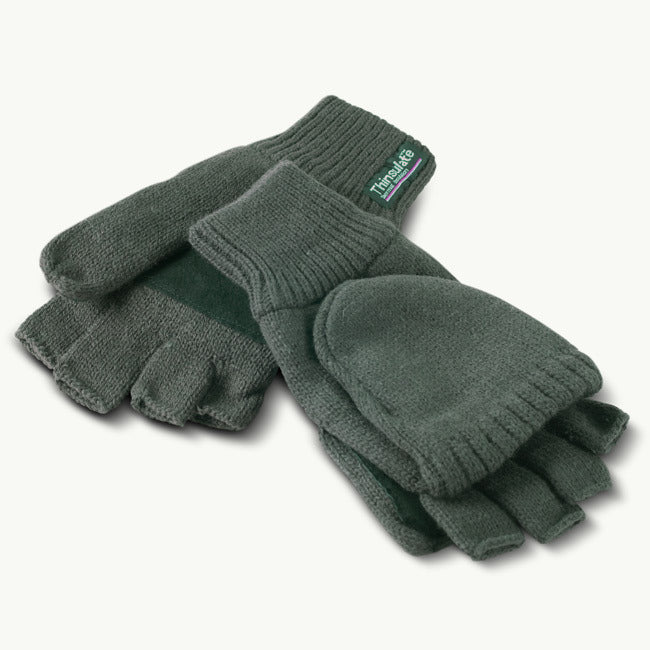 Mens Thinsulate Shooting Gloves