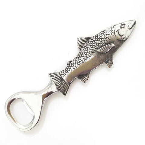 Pewter Fish Bottle Opener