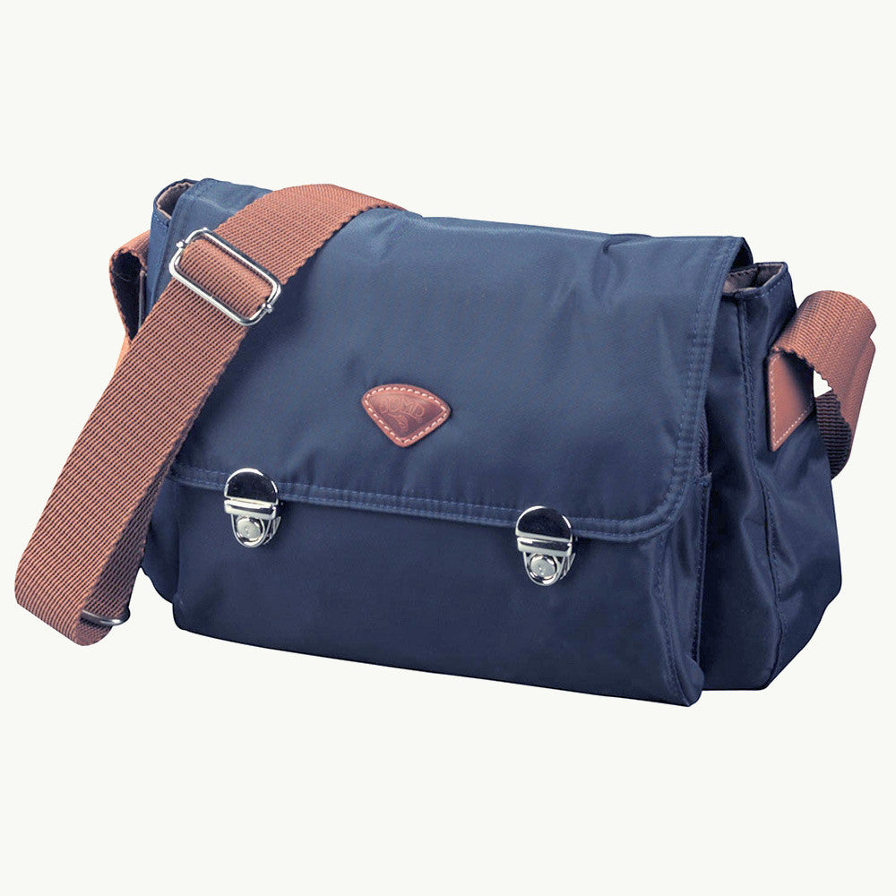 Shoulder iPad bag twill nylon luggage - by JUMP