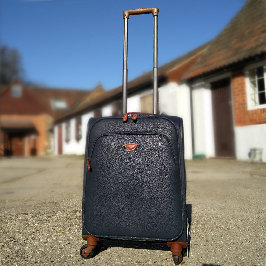 4 Wheel Trolley Bag - Cabin Size - by JUMP
