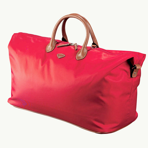 Duffle bag twill nylon luggage - by JUMP