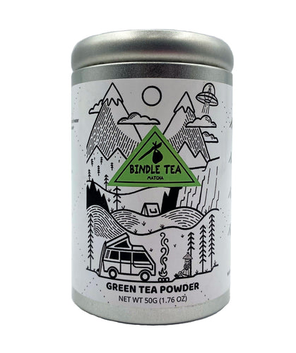 Bindle Tea Matcha