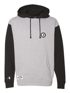 Bindle Patch Hoodie (Black)