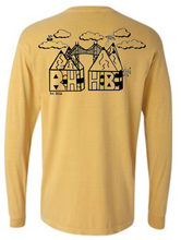 Load image into Gallery viewer, World Of Bindle Long Sleeve (Yellow)