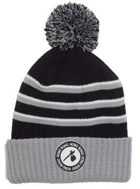 Bindle Patch Beanie (Black)