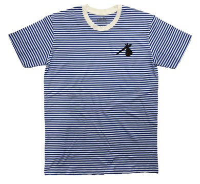 Bindle Striped Shirt (Blue)