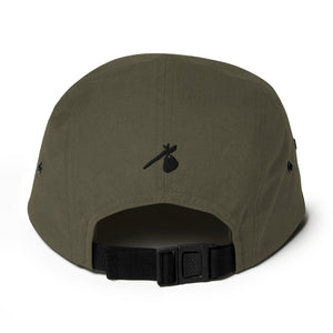 Mountain Five Panel Hat