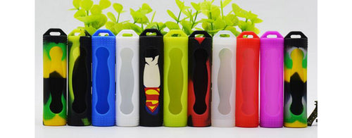 Silicone Case for 18650 Battery