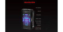 Load image into Gallery viewer, Geekvape Aegis X 200W Box Mod
