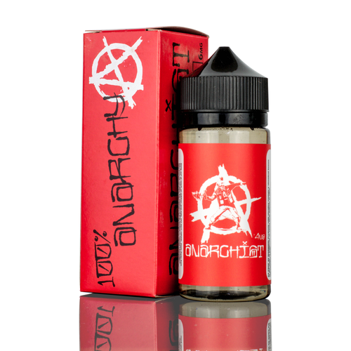 Anarchist 100ml - Red