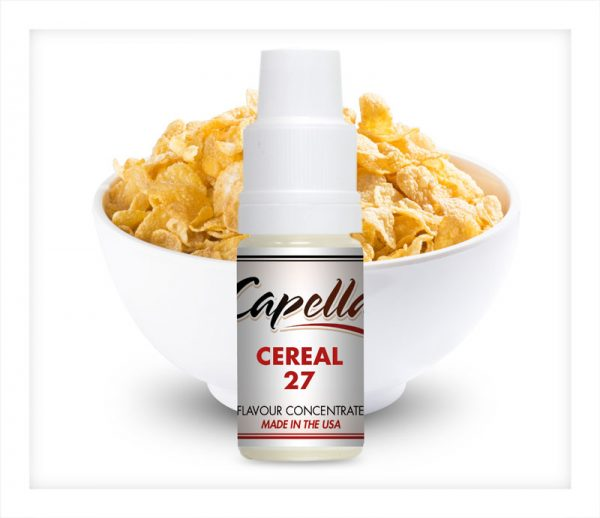 Capella Flavour Cereal 27