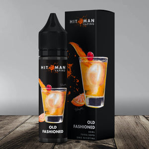 Hitman Vaping - Old Fashioned