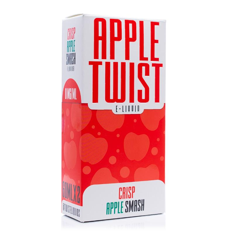 Twist E-Liquid - Crisp Apple Smash