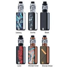 Load image into Gallery viewer, Vaporesso LUXE II 220W Box Mod Kit with NRG-S Tank Atomiser 8ml