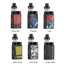 Load image into Gallery viewer, Vaporesso SWAG II 80W Mod Kit with NRG PE Tank 3.5ml