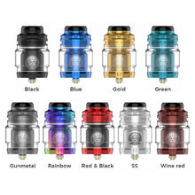 Load image into Gallery viewer, Geekvape Zeus X Mesh RTA Tank Atomiser 4.5ml