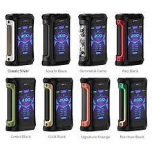 Load image into Gallery viewer, Geekvape Aegis X 200W Box Mod Kit With Zeus Sub Ohm Tank Atomiser 5ml