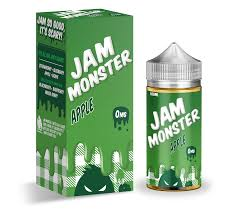 Jam Monster - Apple 100ml