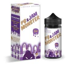 Jam Monster - Peanut Butter & Jam Grape | Limited Edition