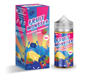 Fruit Monster - Blueberry Raspberry Lemon 100ml