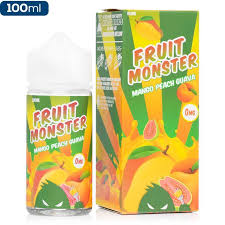 Fruit Monster - Mango Peach Guava 100ml
