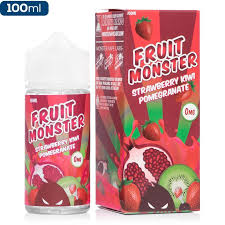 Fruit Monster - Strawberry Kiwi Pomegranate 100ml