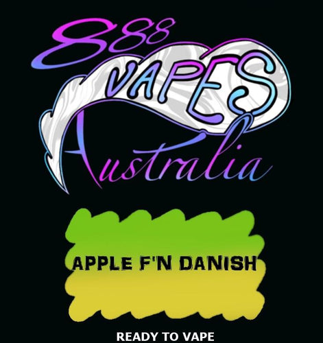 888 - Apple F'n Danish
