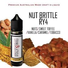 Frank and Atticus - Nut Brittle RY4
