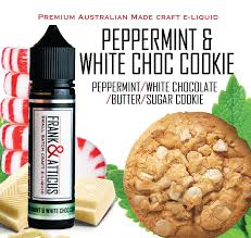 Frank & Atticus - Peppermint & White Choc Cookie