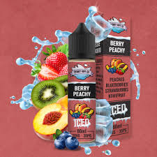 Sydney Vape Co. - Berry Peachy - ICED
