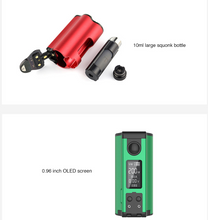 Load image into Gallery viewer, Dovpo Topside Dual 200W Top Fill TC Squonk MOD