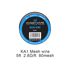Vandy Vape DIY Vape Wires
