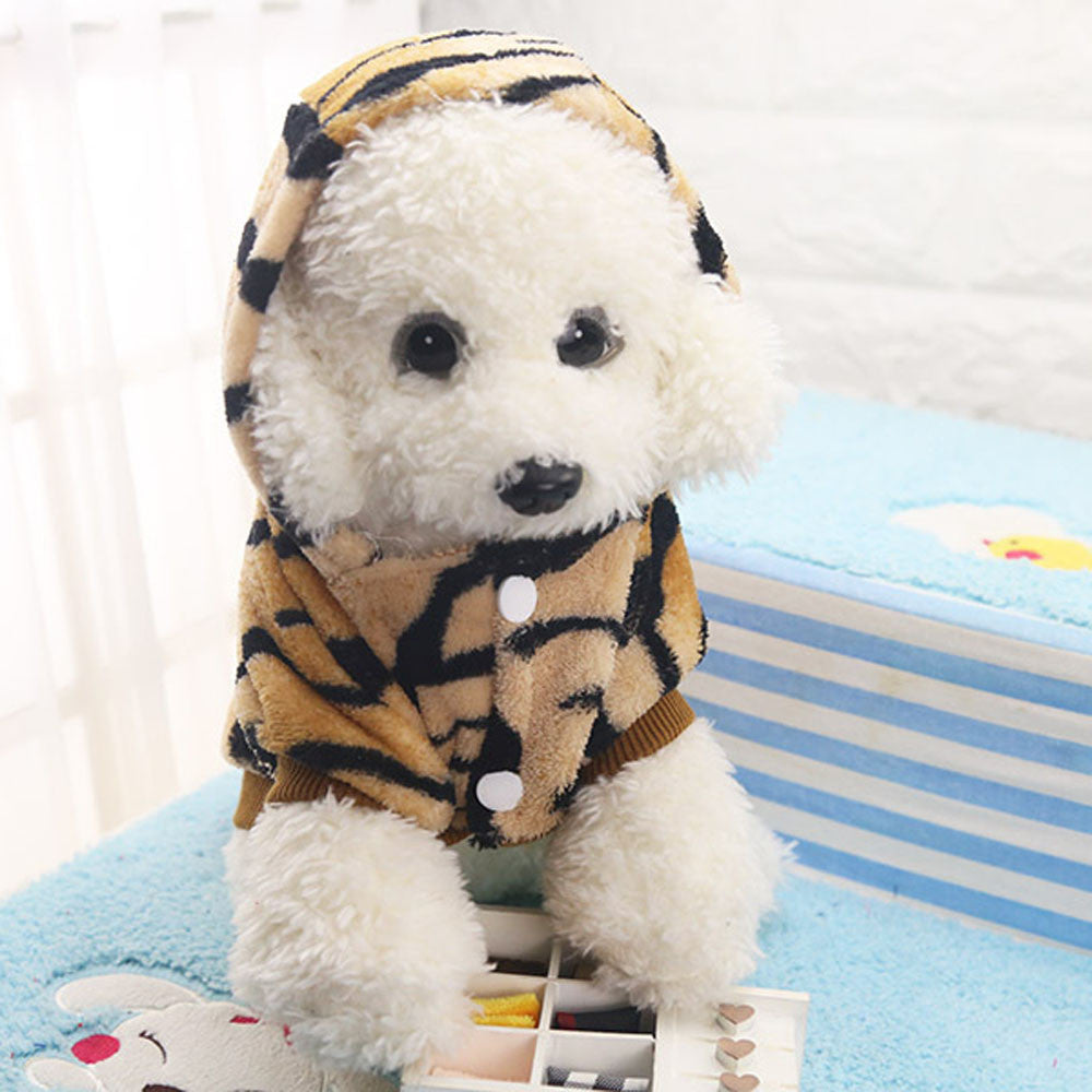 Dog winter jumpsuit-dog clothes-evasdog