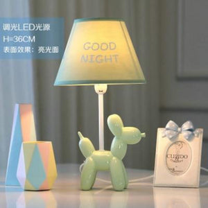 Nordic lovely balloon desk lamp