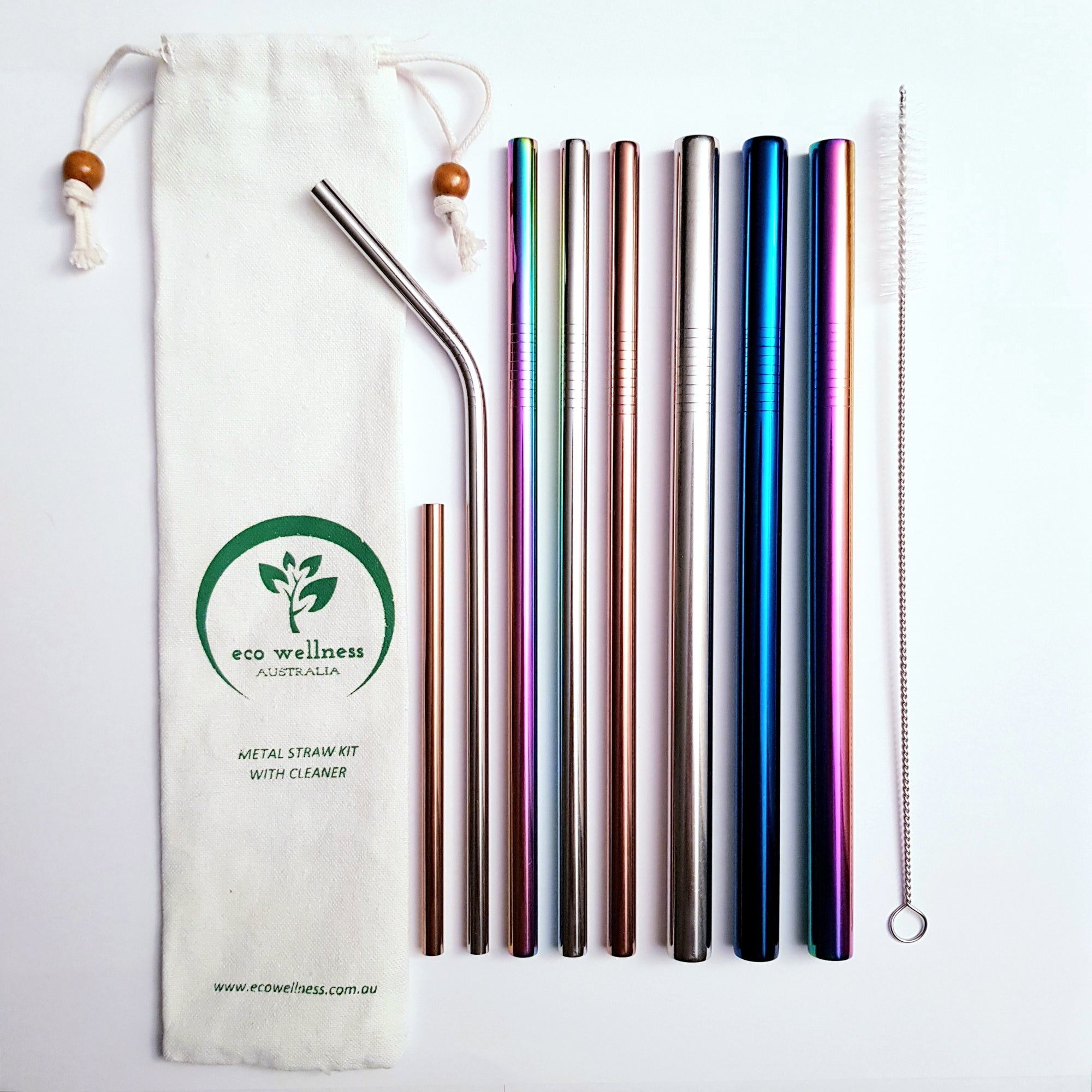 Build Your Own Straw Kit