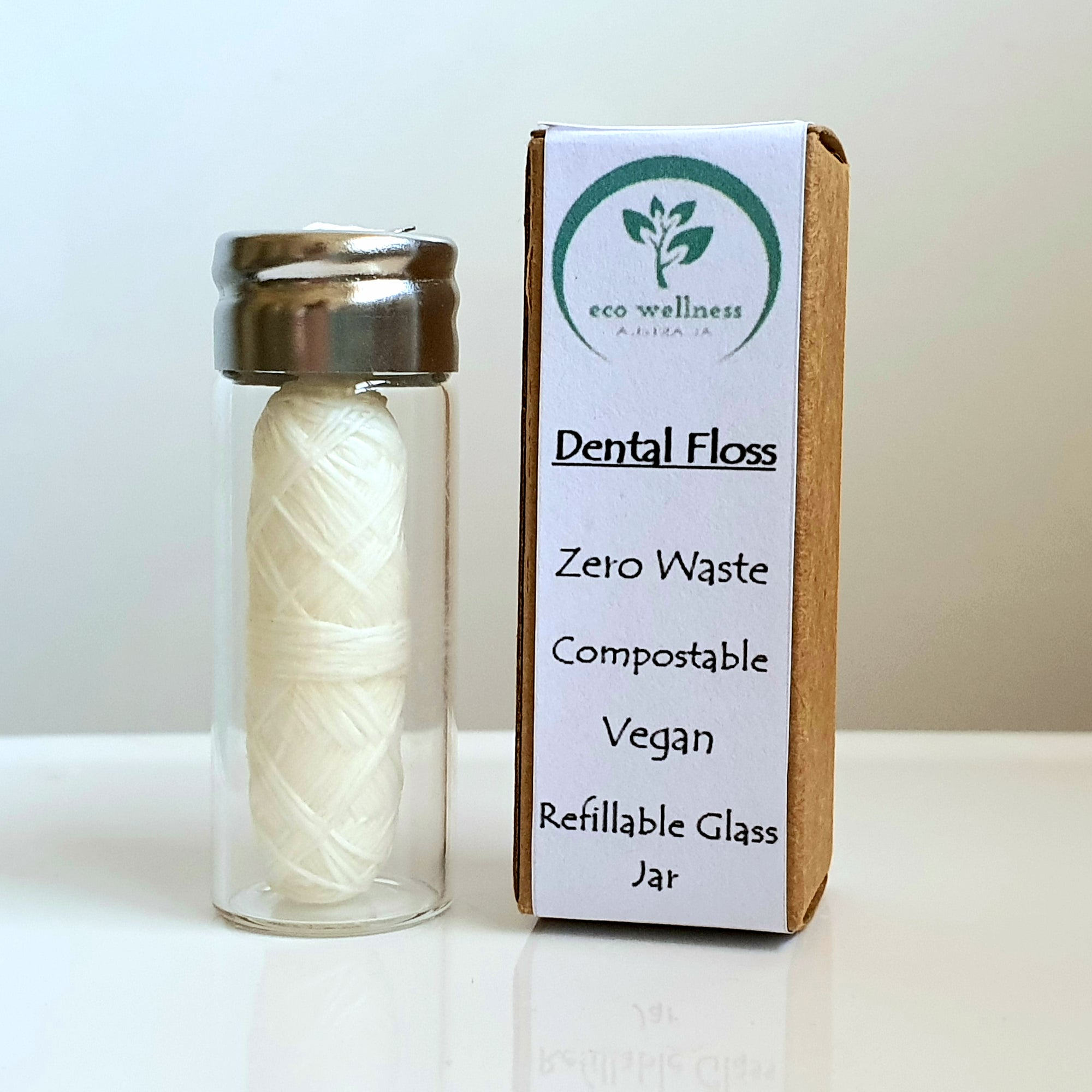 Zero Waste Dental Floss